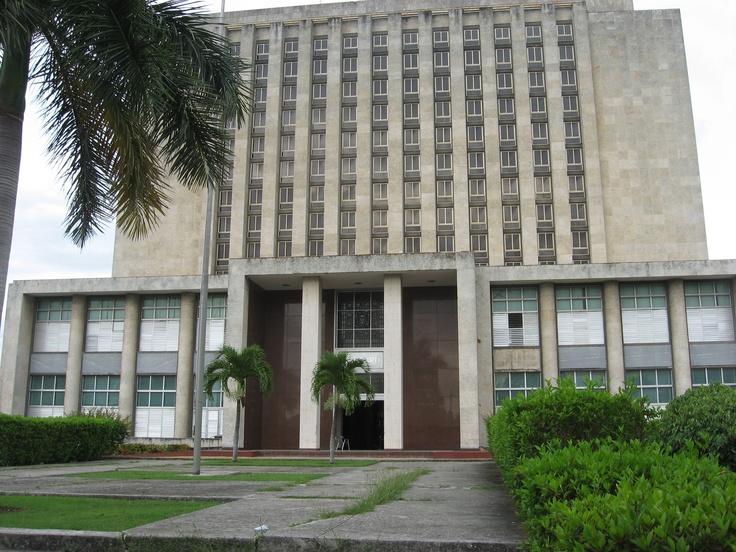 Biblioteca Nacional de Cuba. José Marti