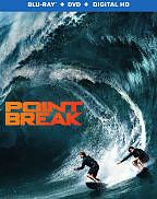 (affiliate link) Point Break Blu-ray/DVD