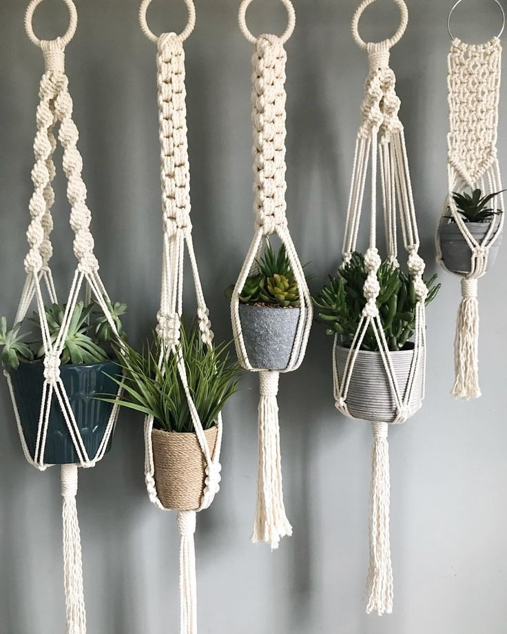 """4 Likes, 1 Comments – KNOTLY Macrame & Woodwork (KNOTLY) on Instagram: """"Today …"""