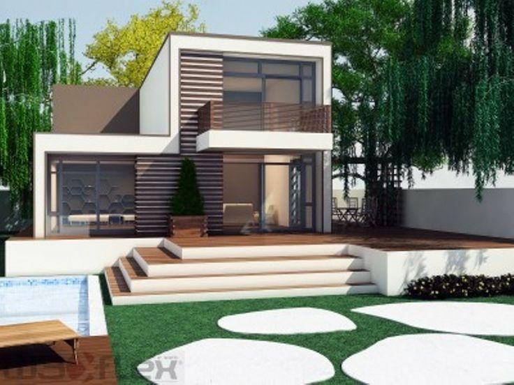 Fachada de casa casas for Casas modernas lindas