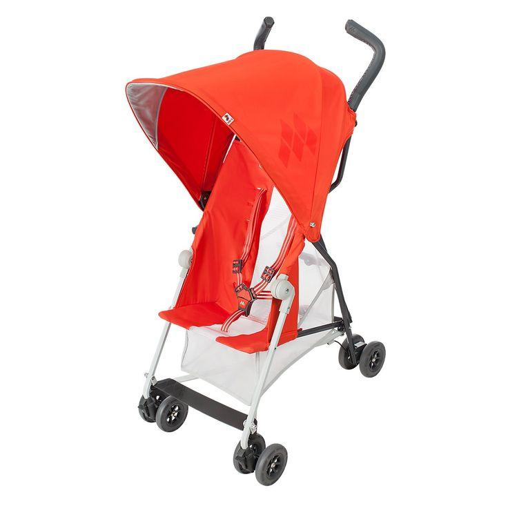 Carucior Mark II - Spicy Orange Maclaren WSE10012 - ErFi.ro