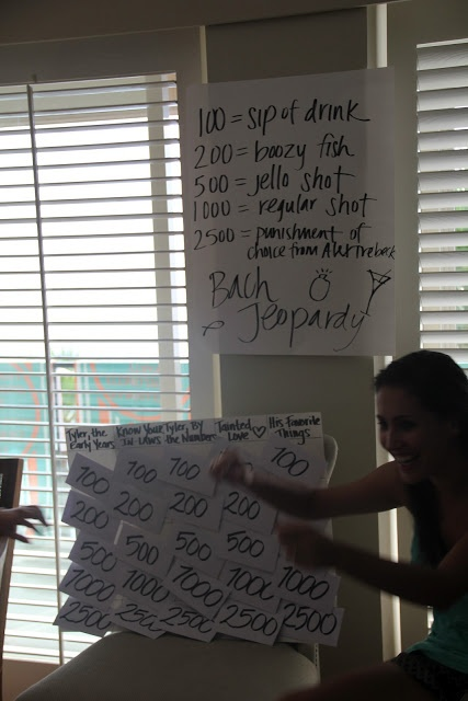 Bachelorette Jeopardy... this could be interesting