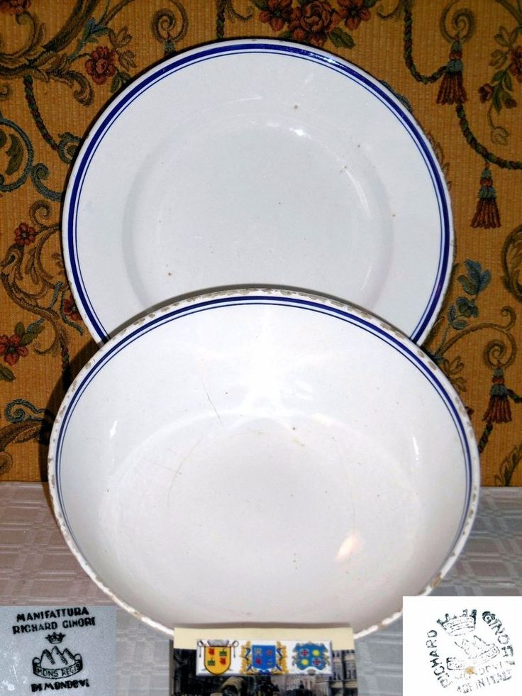 205 fantastiche immagini su ceramiche porcellane - Richard ginori sanitari bagno ...