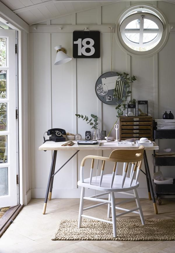 210 best decoração home office images on Pinterest Apartment - home offices im industriellen stil
