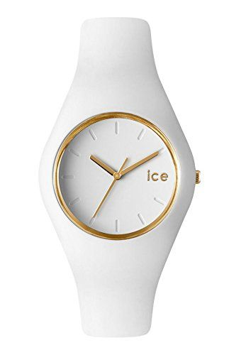 Women's Wrist Watches - IceWatch ICE GLAM White Unisex ** Click on the image for additional details.