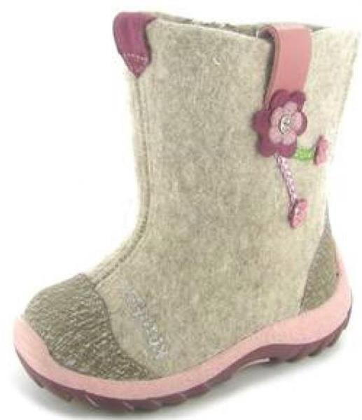 Детскиая зимняя обувь