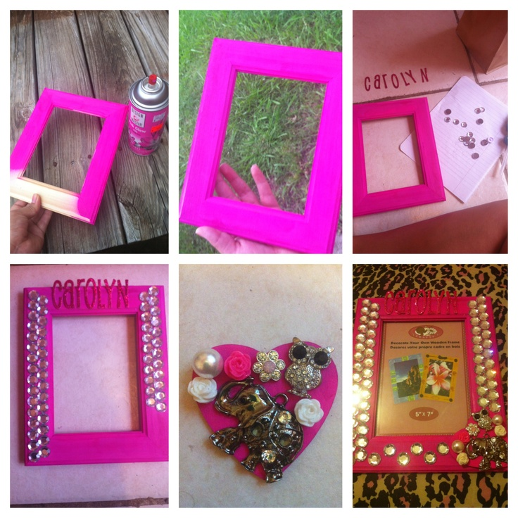 25 Best Ideas About Spray Paint Frames On Pinterest: Best 25+ Pink Spray Paint Ideas On Pinterest