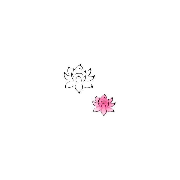 lotus blossom tattoo idea