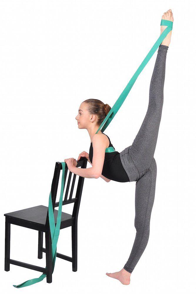SUPERIORBAND - Ballet Stretch Band for Dance & Gymnastics ...