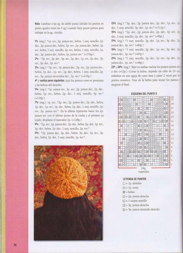 Мобильный LiveInternet Альбом «Muestras y Motivos: Boinas, Sombreros, Gorros №1 2013...(шапки,шляпки)»  | Natali_Vasilyeva - Дневник Natali_Vasilyeva |