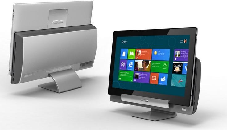 #Asus commercialise le Transformer AiO P1801, son #PC tout-en-un transformable en #tablette