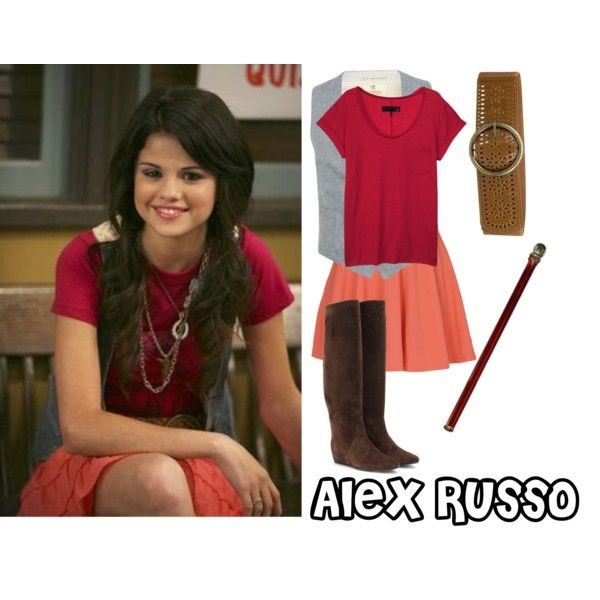 Alex Russo♥, created by elenakidrauhlswag01 on Polyvore