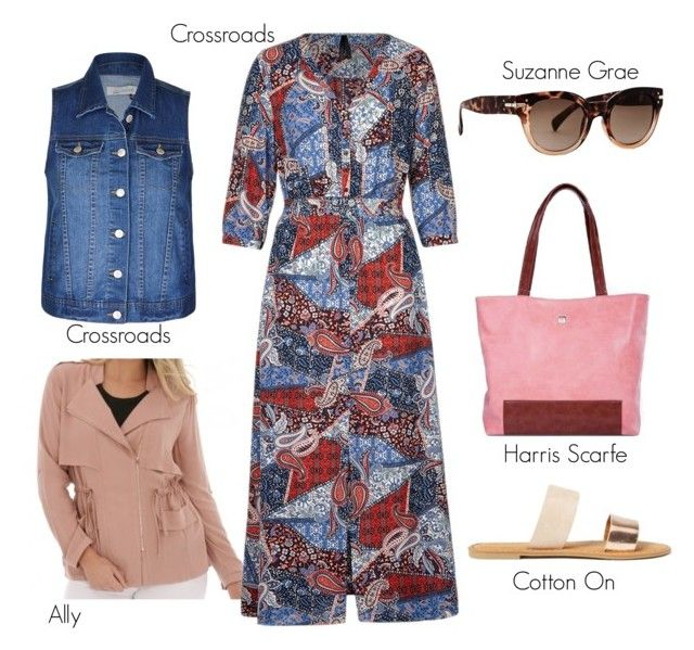 """""""Relaxed patterns"""" by thehyperdome on Polyvore"""