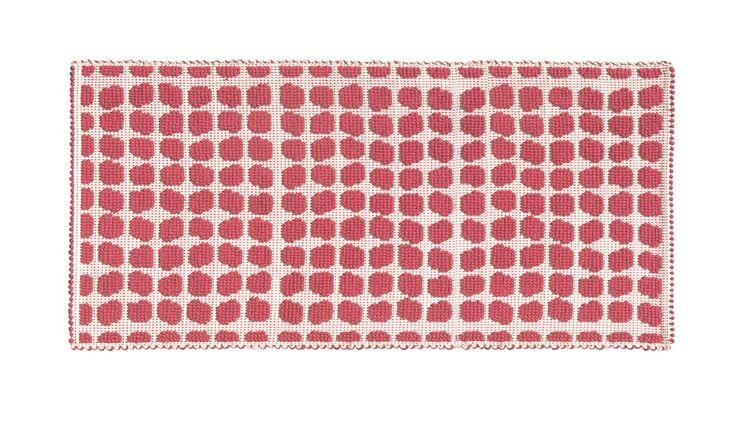 MONOQI   TP2014 Carpet - Red