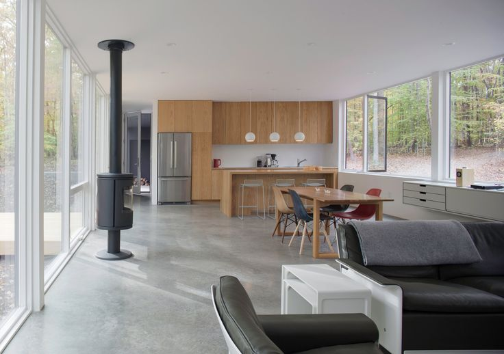 The Corbett Residence by In Situ Studio in Raleigh