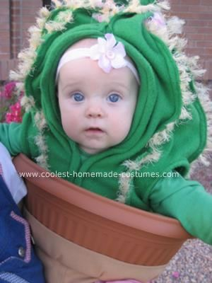 coolest homemade cactus costume - Halloween Stores In Az