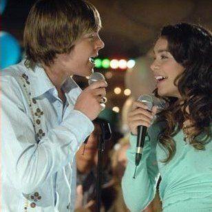 Start of Something New Zac Efron, Vanessa Hudgens, Drew Seeley, High School Musical (soundtrack) audio