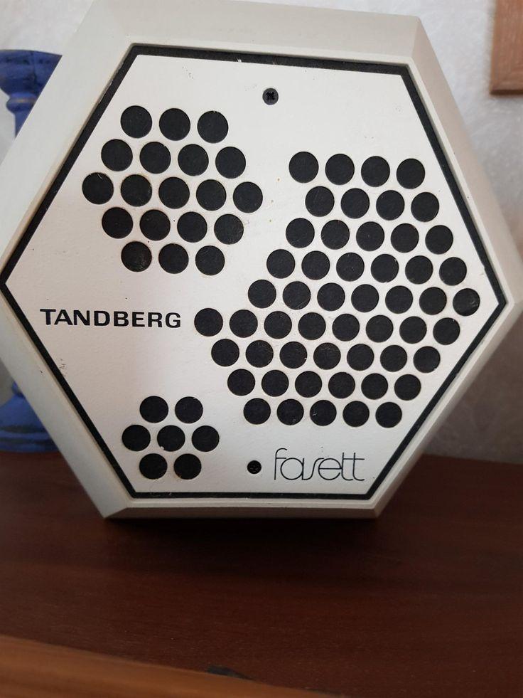 (14) Nostalgisk stereo fra Tandberg og Grundig   FINN.no