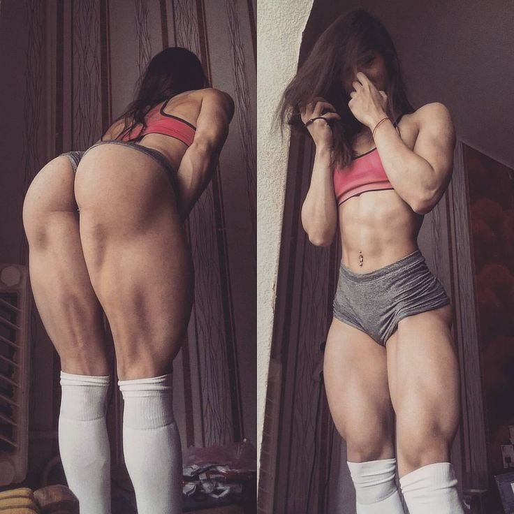 SEXY MUSCULAR THIGHS & ROCK HARD DREAM GLUTES of Russian #Fitness model Bakhar Nabieva : if you LOVE Health, Exercise & #Fitspiration - you'll LOVE the #Motivational designs at CageCult Fashion: http://cagecult.com/mma