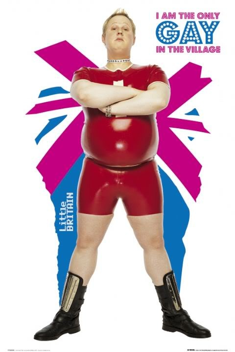 Daffyd Thomas - Funniest character in Little Britain