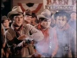 James Stacy in Vengeance / Gunsmoke