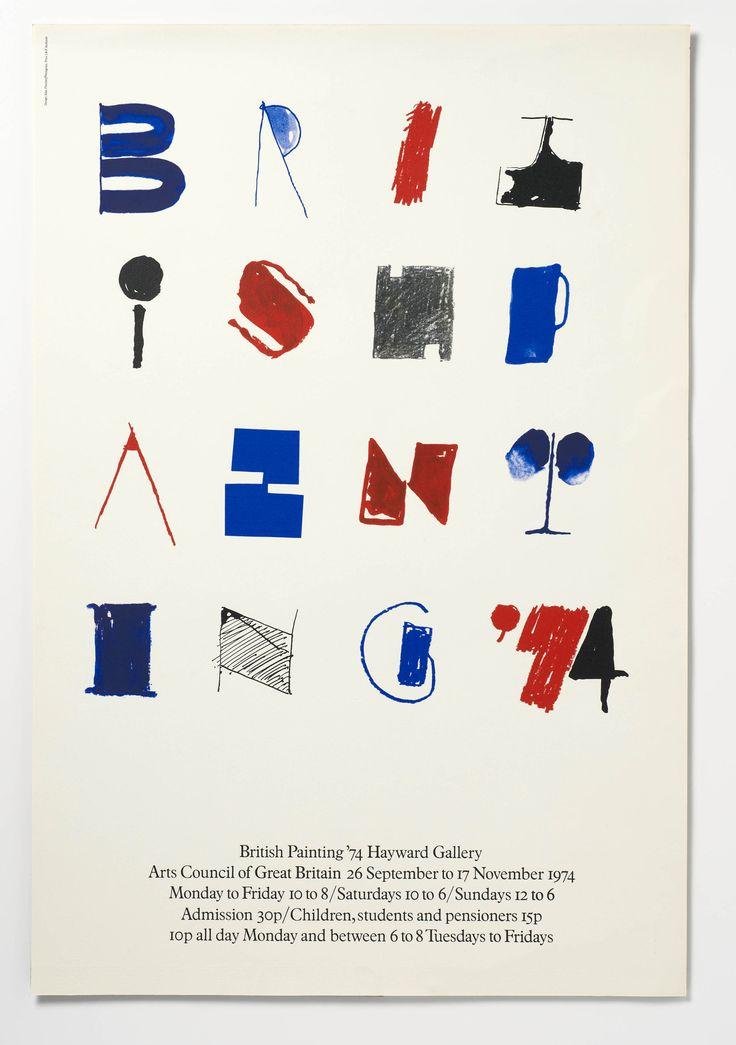 A classic Alan Fletcher poster.  http://www.alanfletcherdesign.co.uk/