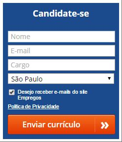 Vaga de Analista de programação e logística em Rio do Sul/SC - 4987668 | Empregos.com.br