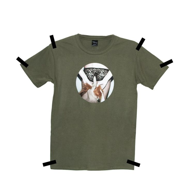 THE EYE TEE KHAKI via Meat Factory Clothing. Click on the image to see more!