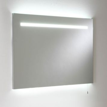 Spectacular Neumodischer beleuchteter Spiegel Flair Beleuchtete Kosmetikspiegel u Spiegelschr nke Energieklasse C
