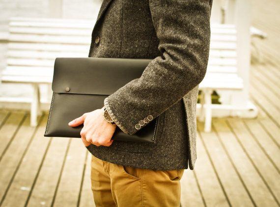 leather folio, leather portfolio, leather document holder, leather document case,leather portfolio case,leather briefcase men,business folio