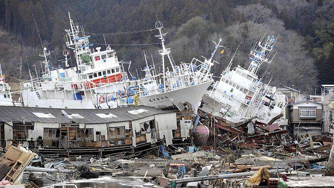 Japan  ( post tsunami)