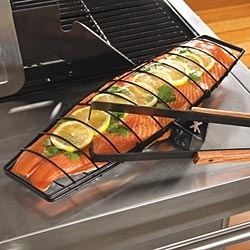 Whole Fish Grilling Basket