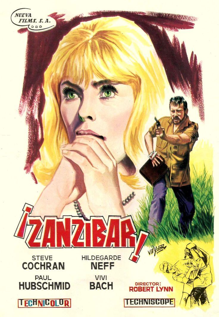 """Zanzíbar (1964) """"Mozambique"""" de Robert Lynn - tt0059475"""
