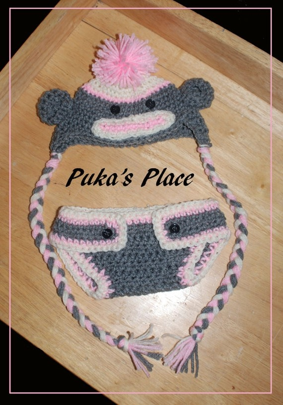 Free Crochet Pattern Monkey Diaper Cover : 43 best images about Crochet Diaper Covers w\wo Hat on ...