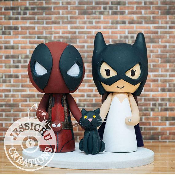 superhero wedding cake topper 100 best marvel inspired wedding cake toppers by 20609