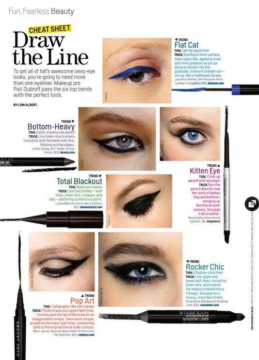 28 best images about Eyeshadow Tutorials on Pinterest ...