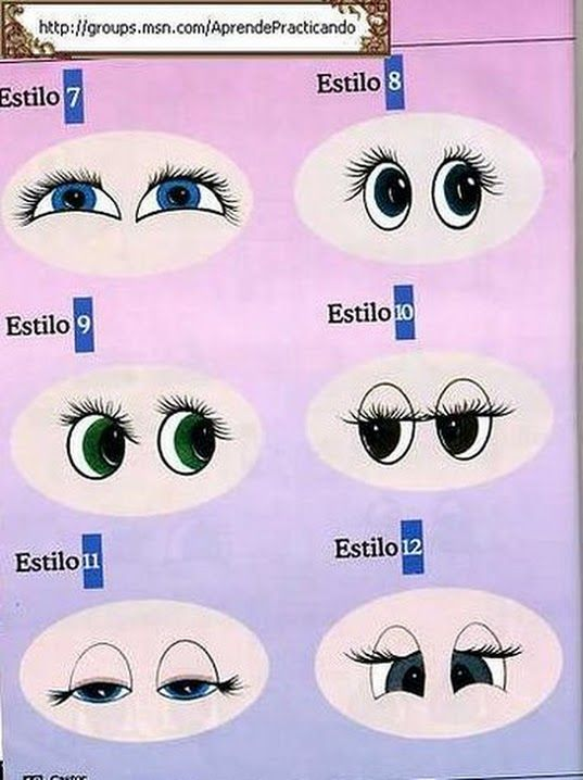 eyes for designs