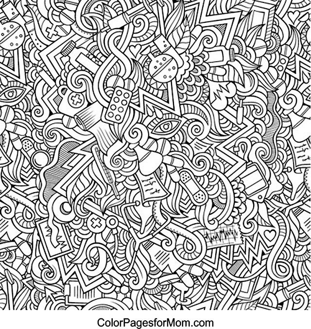 Lovely Brain Coloring Page Big Anti Stress Coloring Book Flat Mandala Coloring Books For Colored Girls Book Young Custom Coloring Books DarkColoring Book Adults 75 Best Abstract Coloring For Adults Art Pages Images On Pinterest ..