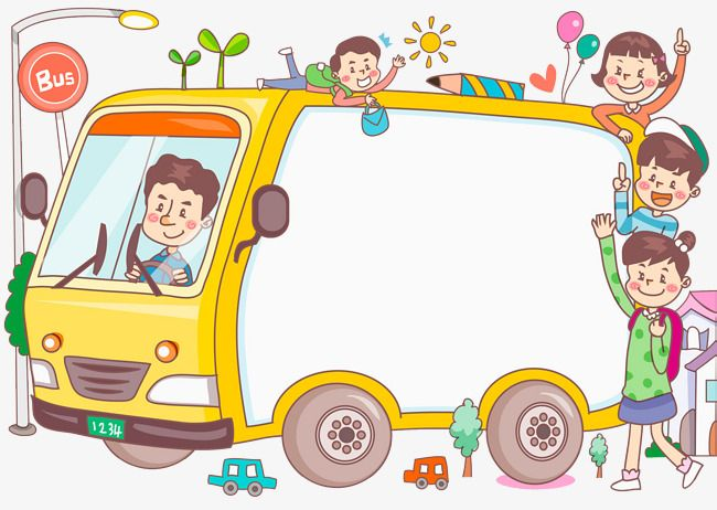 รถโดยสารสาธารณะ ฟร Png และ ภาพต ดปะ ห องเร ยนอน บาล ต อนร บเป ดเทอม ภาพต ดปะ