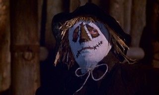 By night, Dr. Syn is The Scarecrow, a masked and anonymous protector of the Romney Marsh's people.  I watched this rather than the Beatles on Ed Sullivan.