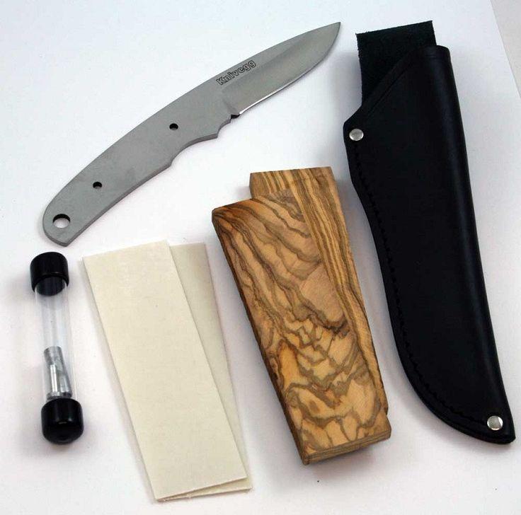 Knivegg Knife Kit The Full Kit 5 | Bushcraft Shop | Prepping | Survival Store