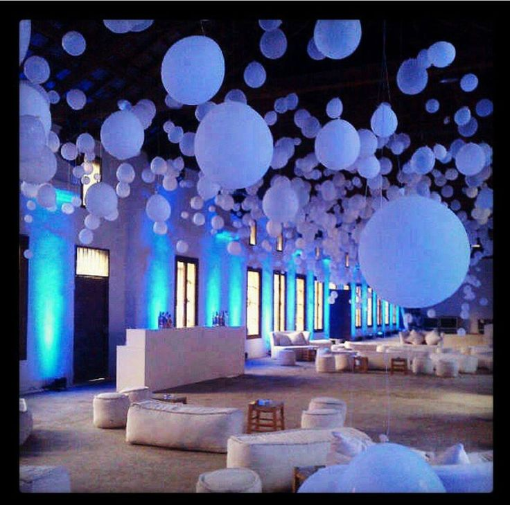 Event decoration ! Creative And classy, White Area