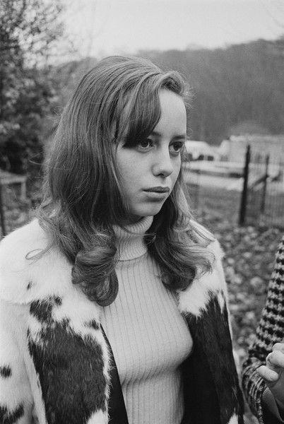 English actress Susan George, 23rd January 1967.