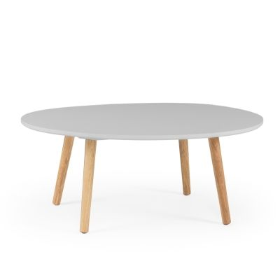 Ray sofabord, grå/eik i gruppen Møbler / Bord / Sofabord hos ROOM21.no (123584)