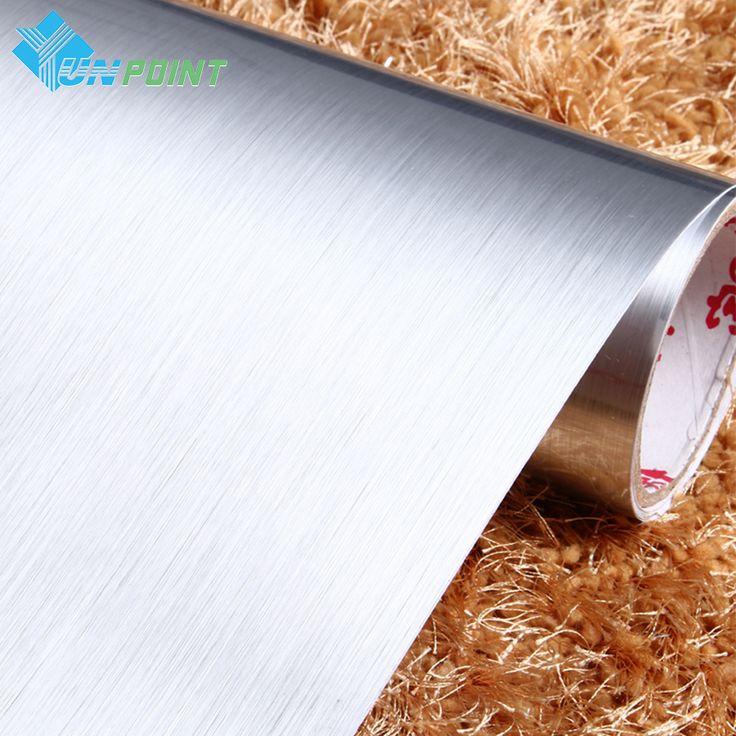 encontrar ms fondos de pantalla informacin acerca de pvc papel pintado auto adhesivo de plata cepillado