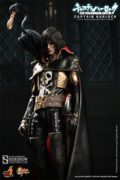 Captain Harlock | Sideshow Collectibles