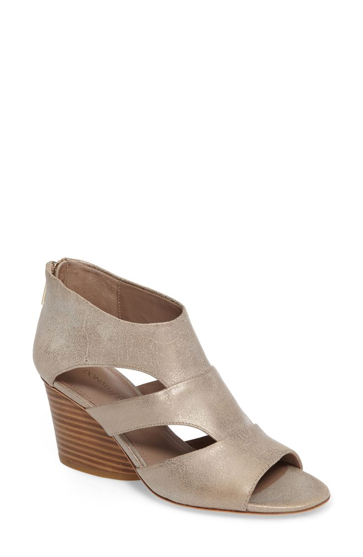 New Donald J Pliner Jenkins Block Heel Sandal (Women) fashion online. [$228
