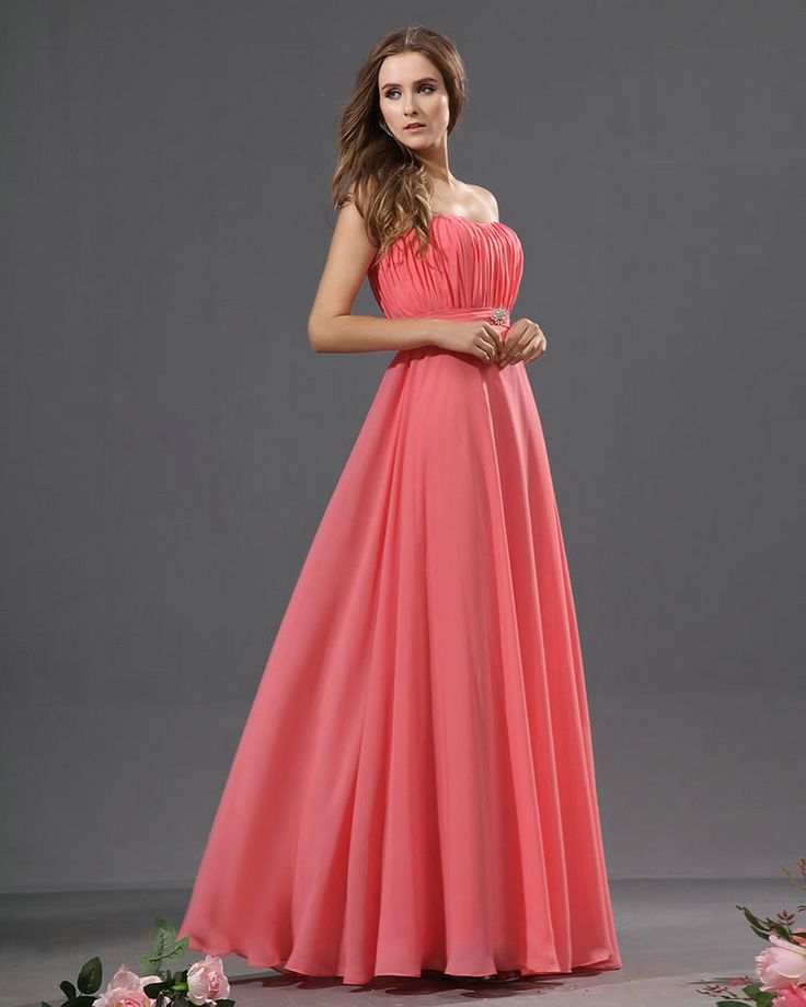 73 best Top 100 Pink bridesmaid dresses images on ...