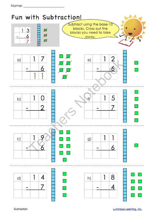 math worksheet : grade 1 math worksheets making math visual free printables  : Visual Math Worksheets