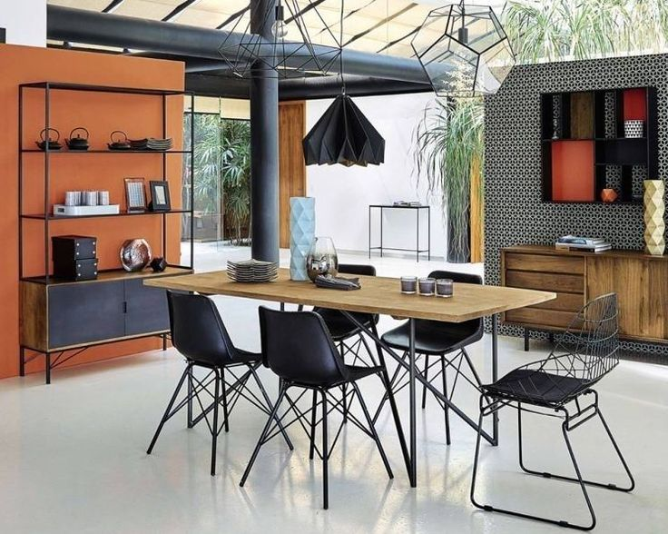 Sgabelli cucina maison du monde design casa creativa e - La maison mobili ...